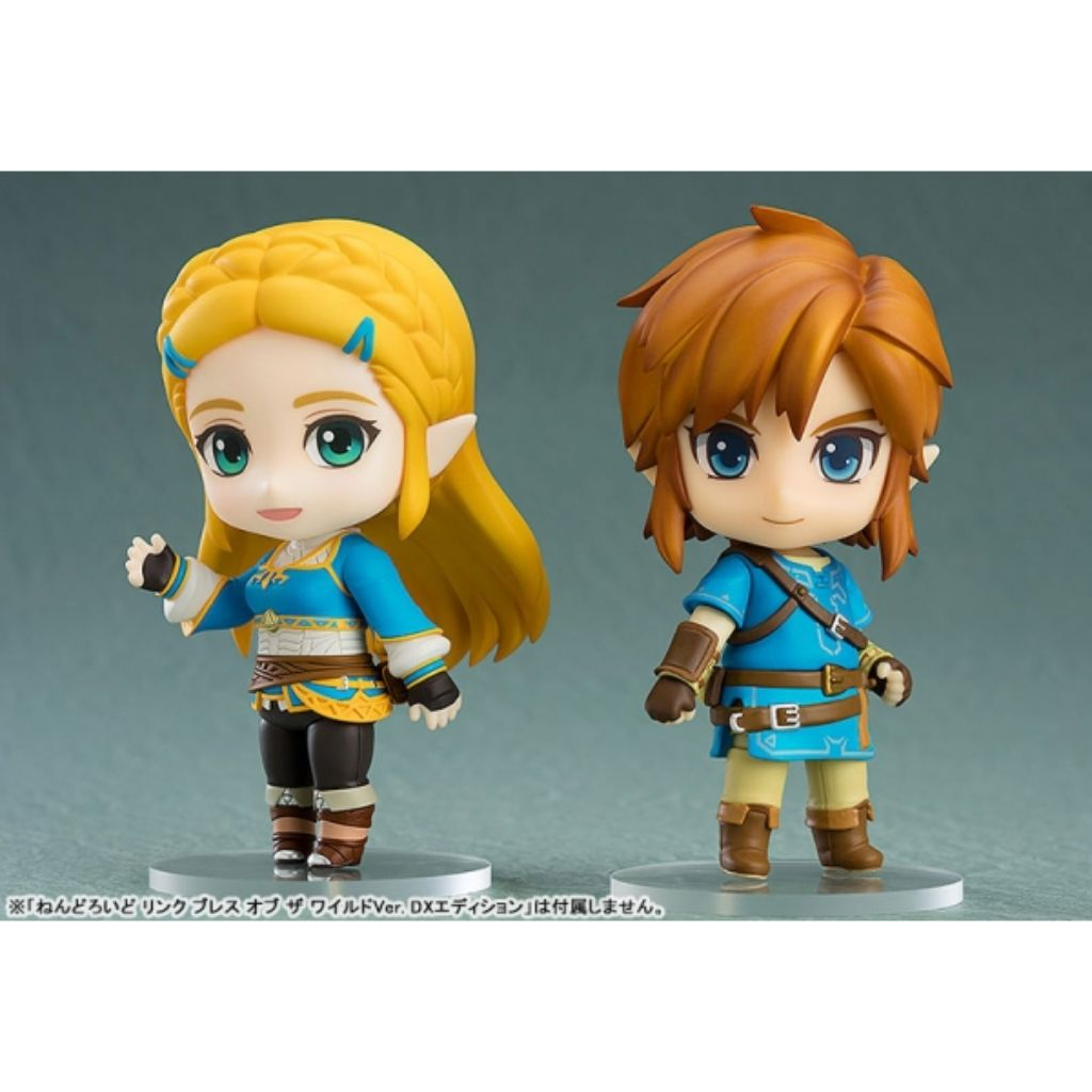 Nendoroid 1212 Legend Of Zelda - Princess Zelda Breath Of The Wild Ver.