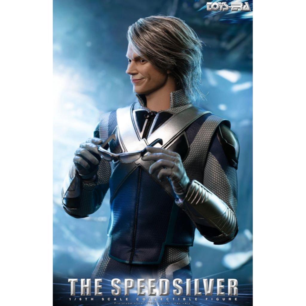 1/6th Scale Collectible Figure - The Speedsilver (Deluxe Version)