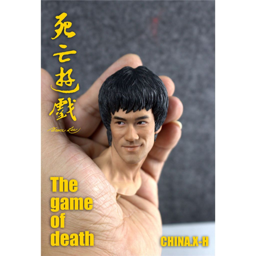 1/6th Scale Collectible Statue - Bruce Lee (Game of Death Edition)
