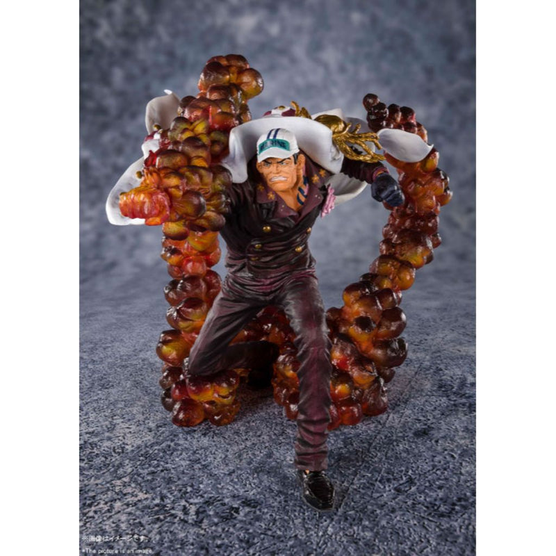 Figuarts Zero One Piece -EXTRA BATTLE- - The 3 Admirals - Sakazuki (Akainu)