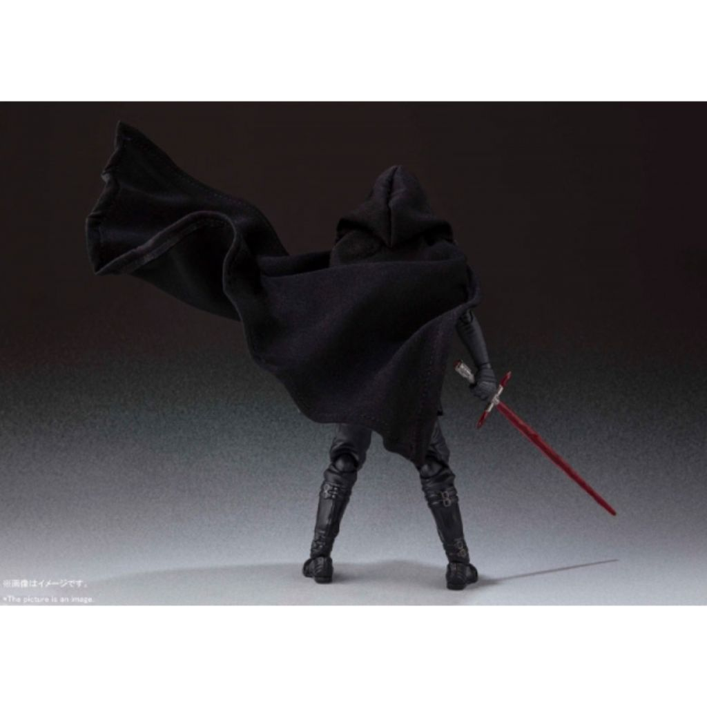 S.H. Figuarts Star Wars : The Rise Of Skywalker - Kylo Ren (subjected to allocation)
