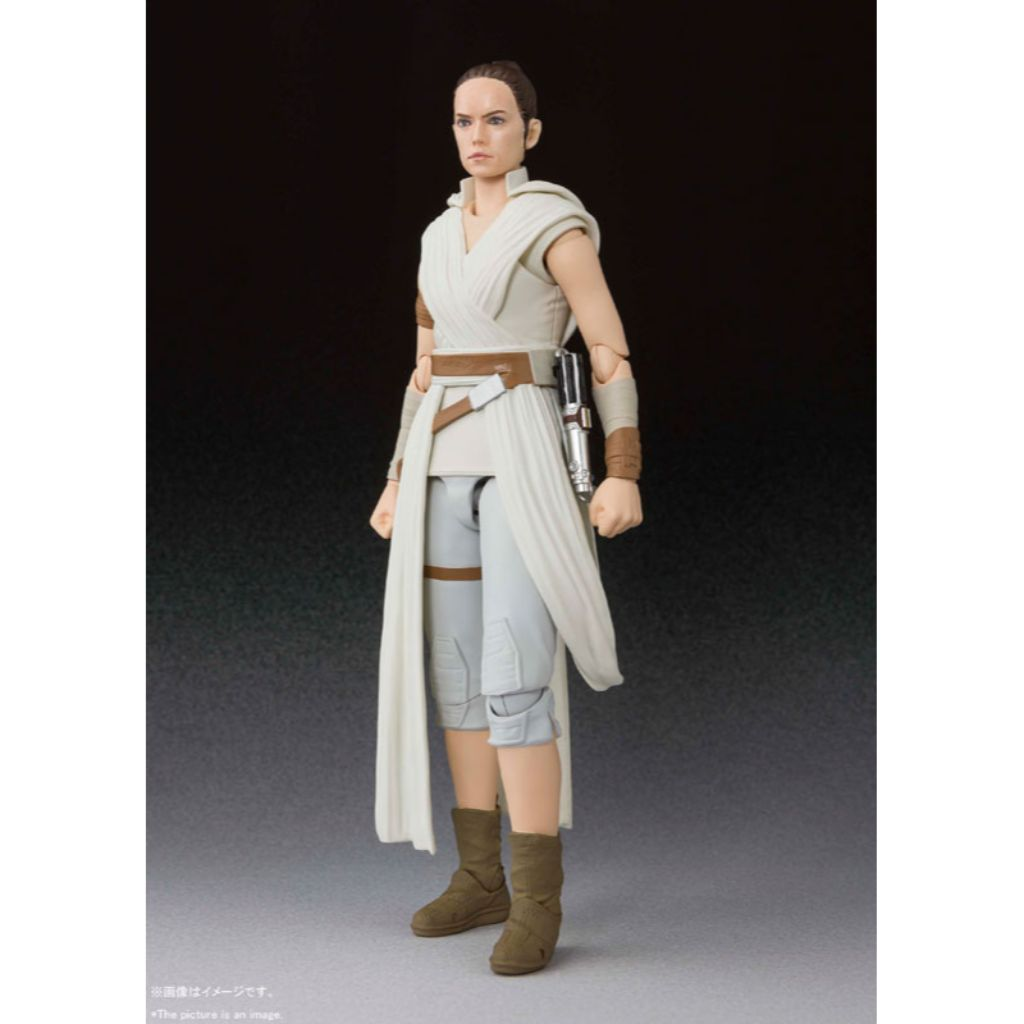 S.H. Figuarts Star Wars : The Rise Of Skywalker - Rey & D-O (subjected to allocation)