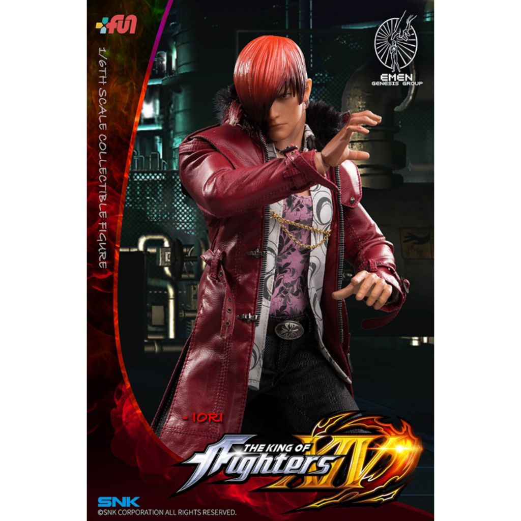 KOF-IR01 - The King of Fighters (XIV) - 1/6th Scale Iori