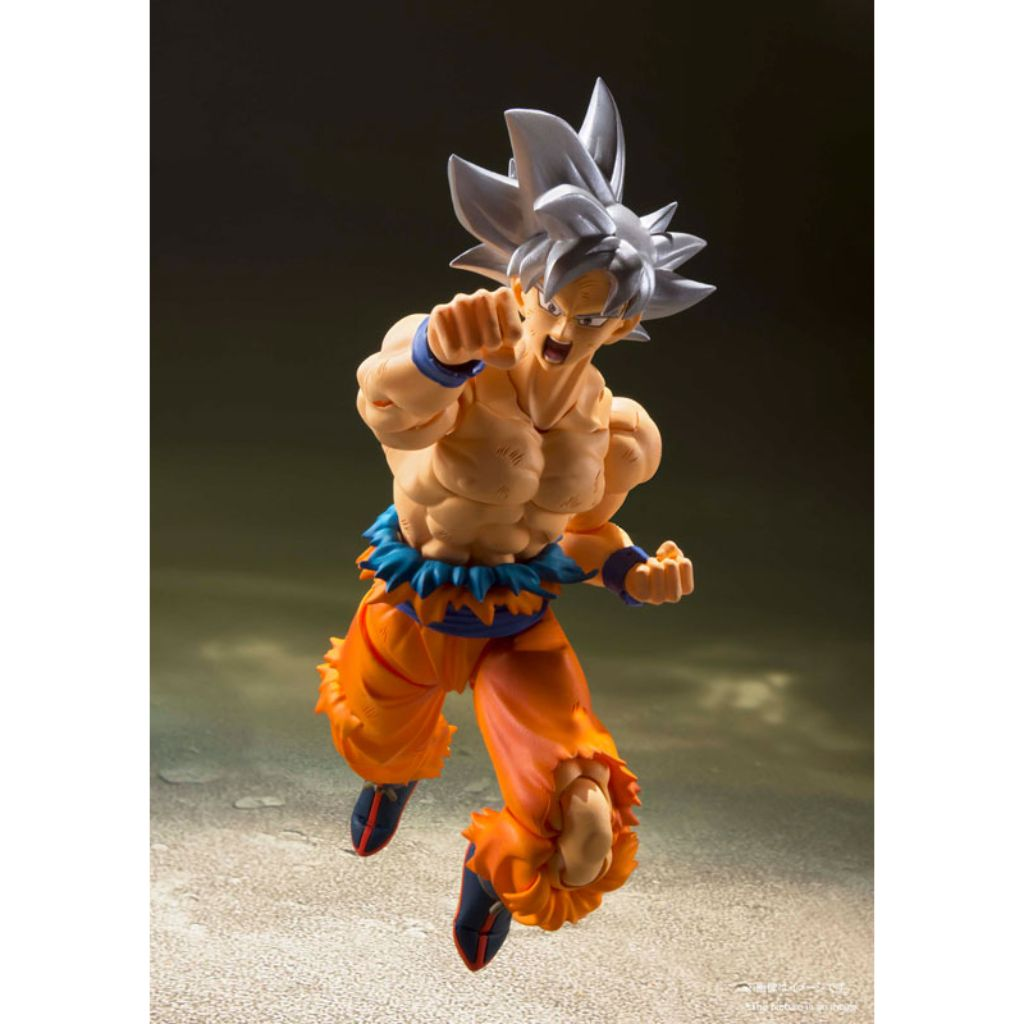 *S.H. Figuarts Dragon Ball Super - Son Goku Ultra Instinct (subjected to allocation)
