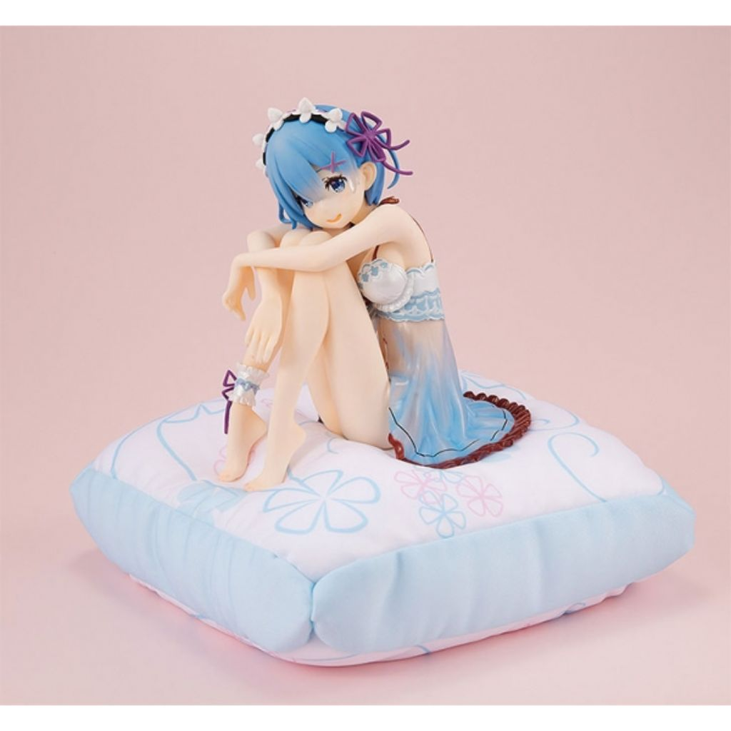 Re:Zero - Rem Birthday Blue Lingerie Ver.