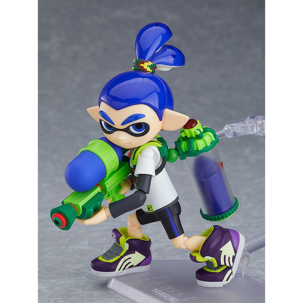 Figma 462 Splatoon - Splatoon Boy