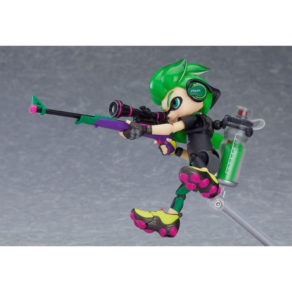 Figma 462-DX Splatoon - Splatoon Boy DX Edition