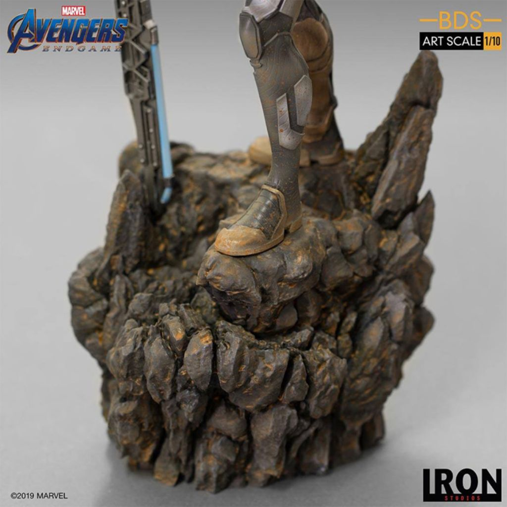 Avengers Endgame BDS Art Scale 1/10 - Black Order Proxima Midnight