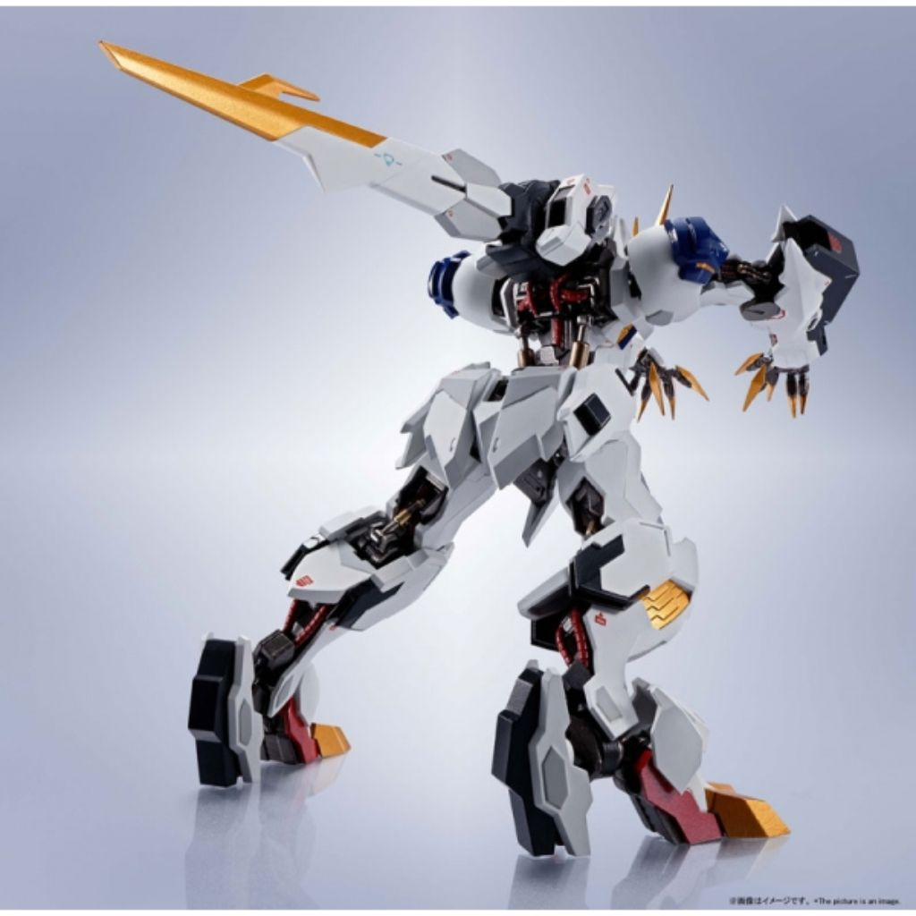 *Metal Robot Damashi Side MS - Gundam Barbatos Lupus Rex (subjected to allocation) (limited to 1)