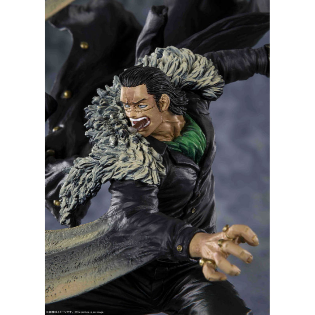Figuarts Zero One Piece (Extra Battle) - Sir Crocodile -Choujou Kessen-