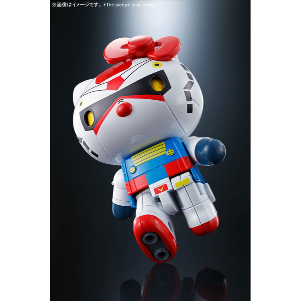 Chogokin Hello Kitty - Gundam X Hello Kitty