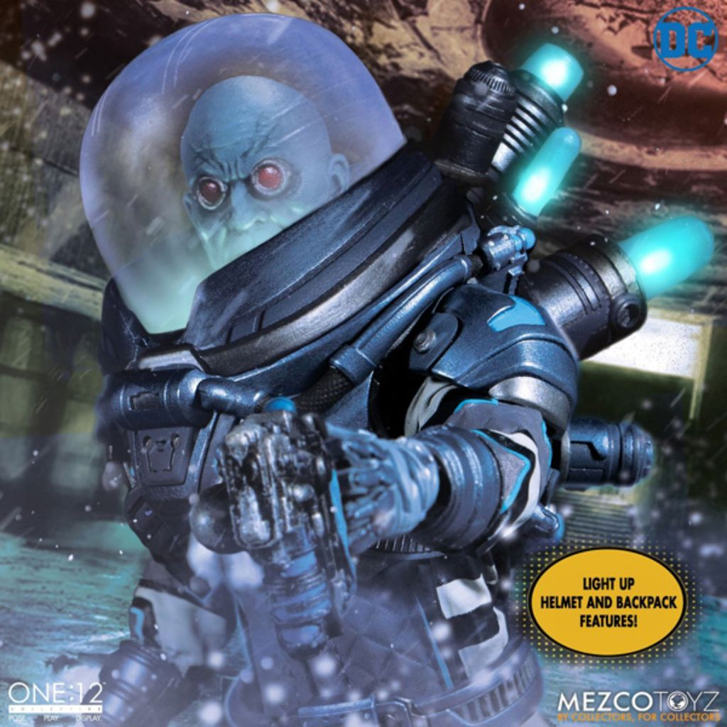One:12 Collective - Mr. Freeze (Deluxe Edition)