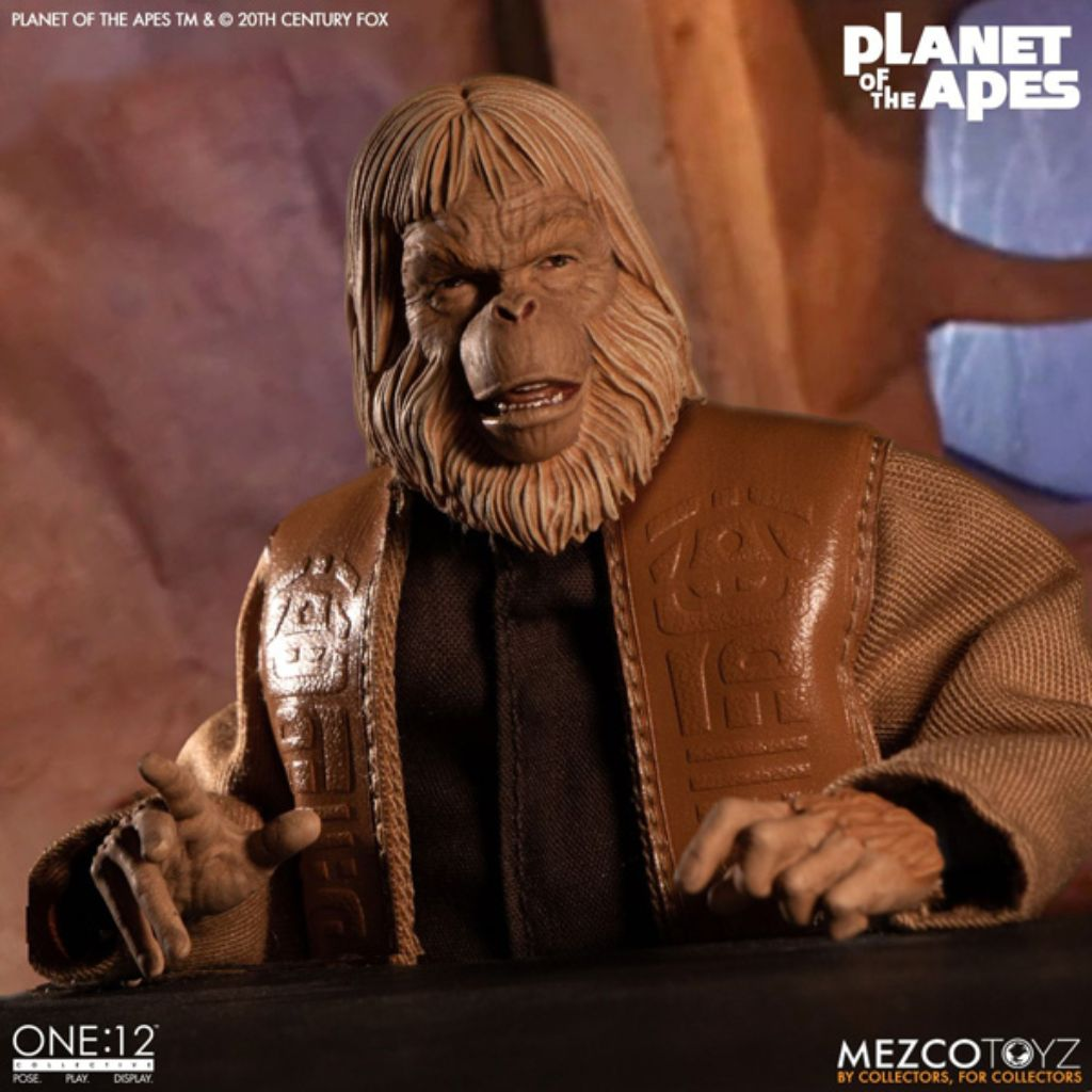 One:12 Collective - Planet of the Apes (1968): Dr. Zaius