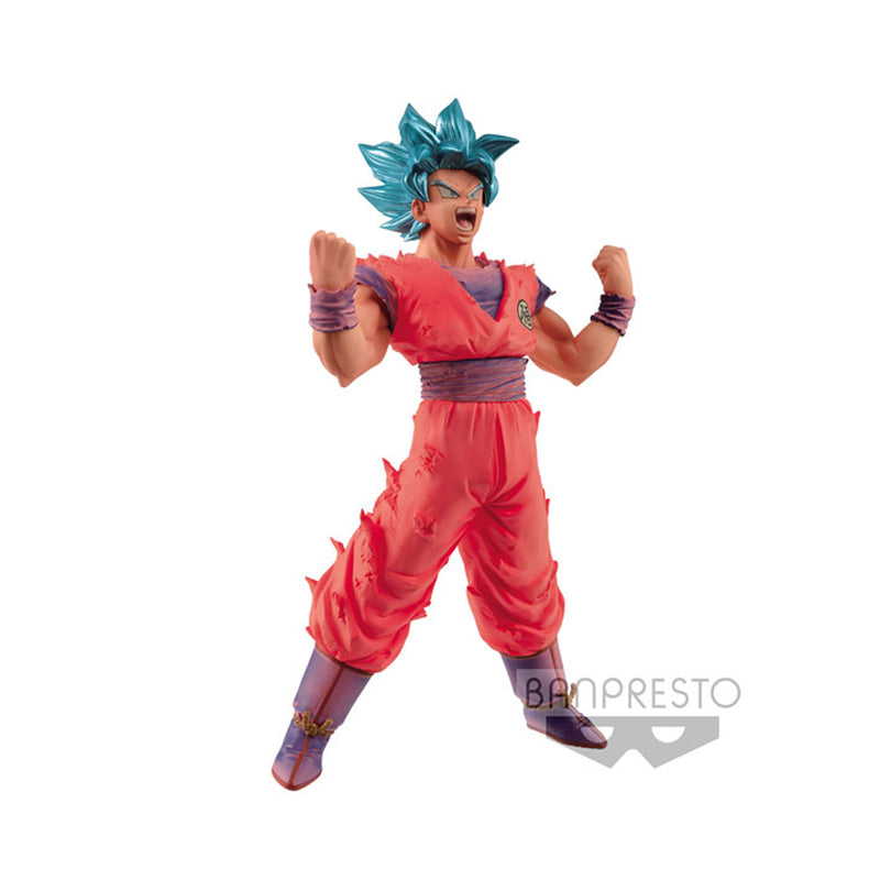 DB SUPER BLOOD OF SAIYANS -SUPER SAIYAN GOD SUPER SAIYAN SON GOKOU(KAIOHKEN)-