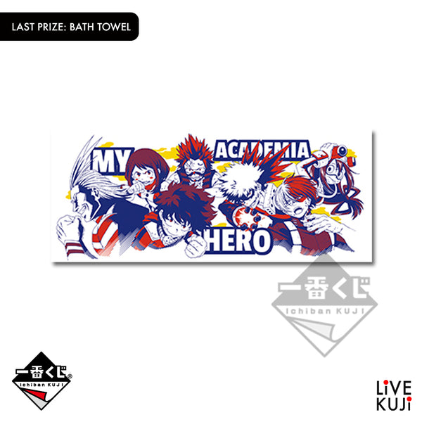 [IN-STOCK] Banpresto KUJI My Hero Academia ~ To The Other Side ~