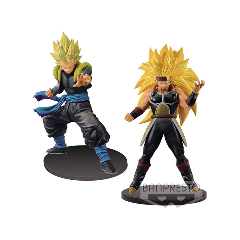 SUPER DB HEROES DXF FIGURE VOL3