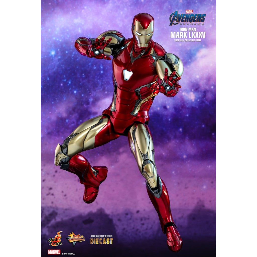 Hot Toys – MMS528D30 - Avengers: Endgame - 1/6th scale Iron Man Mark LXXXV