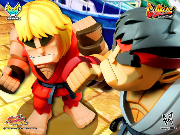 Bulkyz Collections – Street Fighter Ken