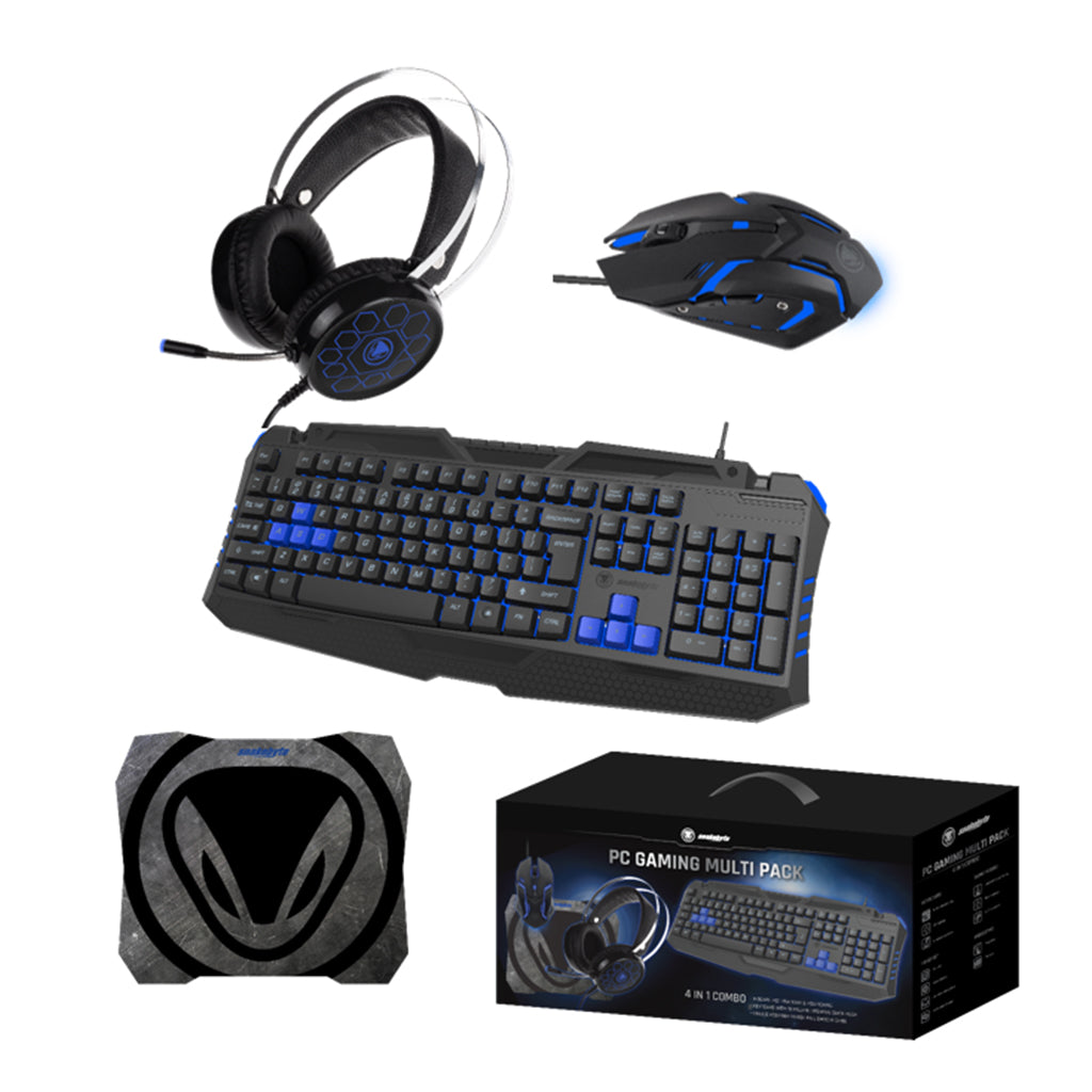Snakebyte PC Gaming Multi Pack