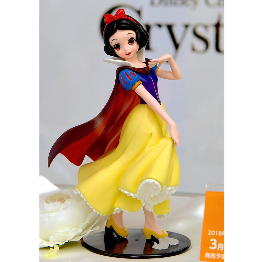 DISNEY CHARACTERS CRYSTALUX -SNOW WHITE-