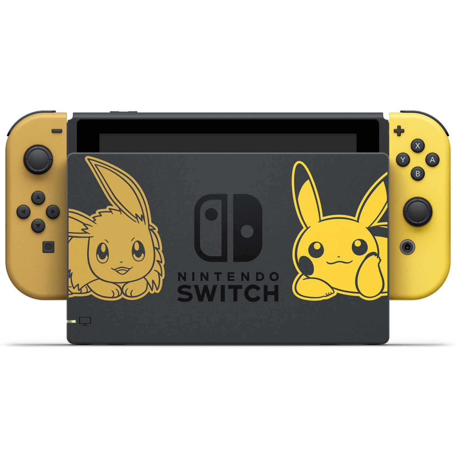 Nintendo Switch Pokemon Let's Go Pikachu Console