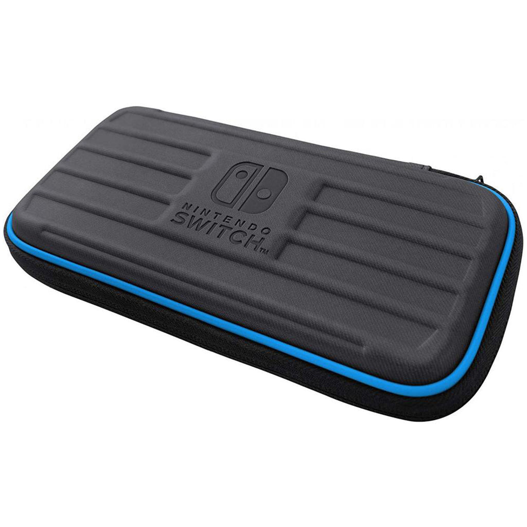 HORI NSW Lite Hard Pouch Black/Blue (NS2-015)