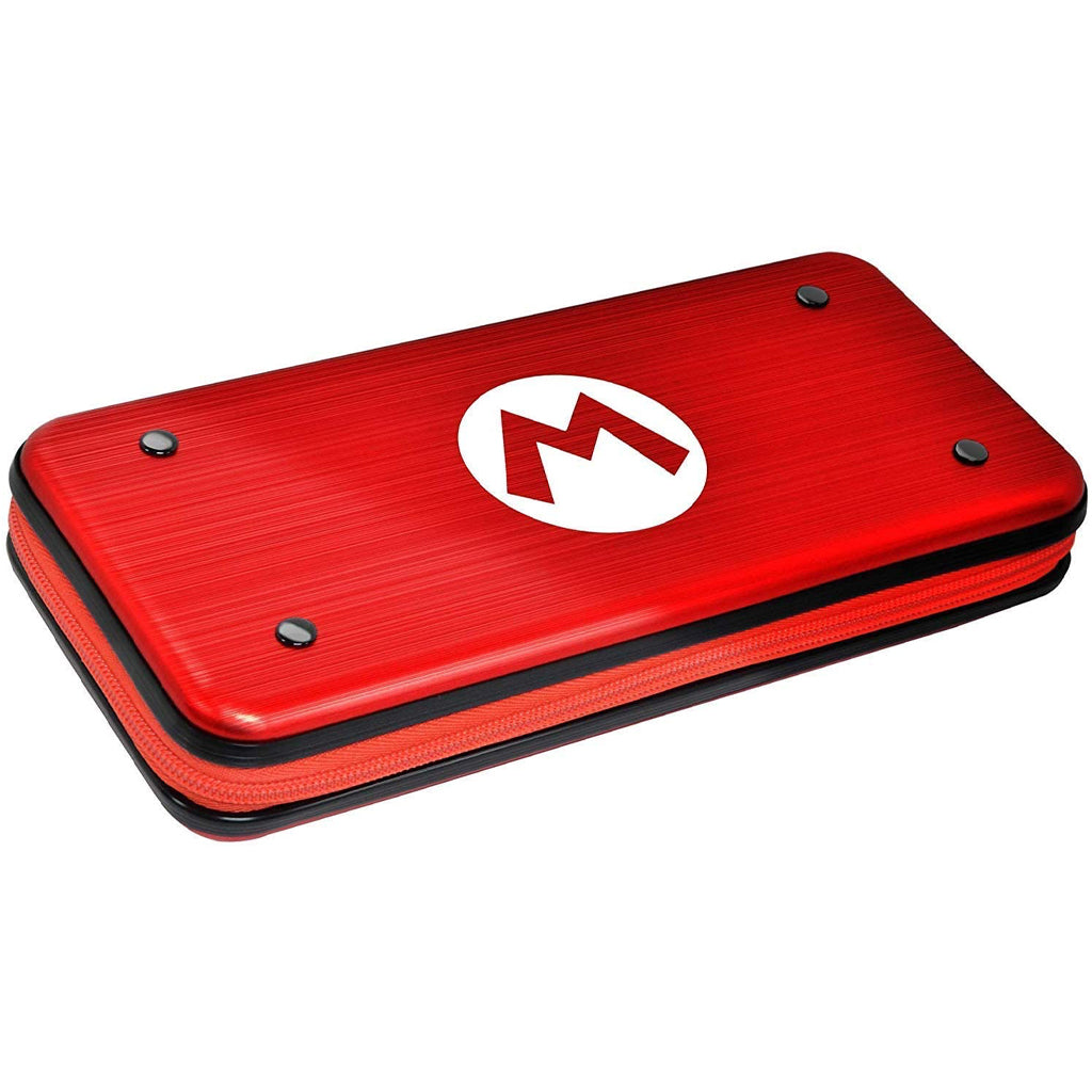 HORI NSW Super Mario Aluminium Case (NSW-090U)
