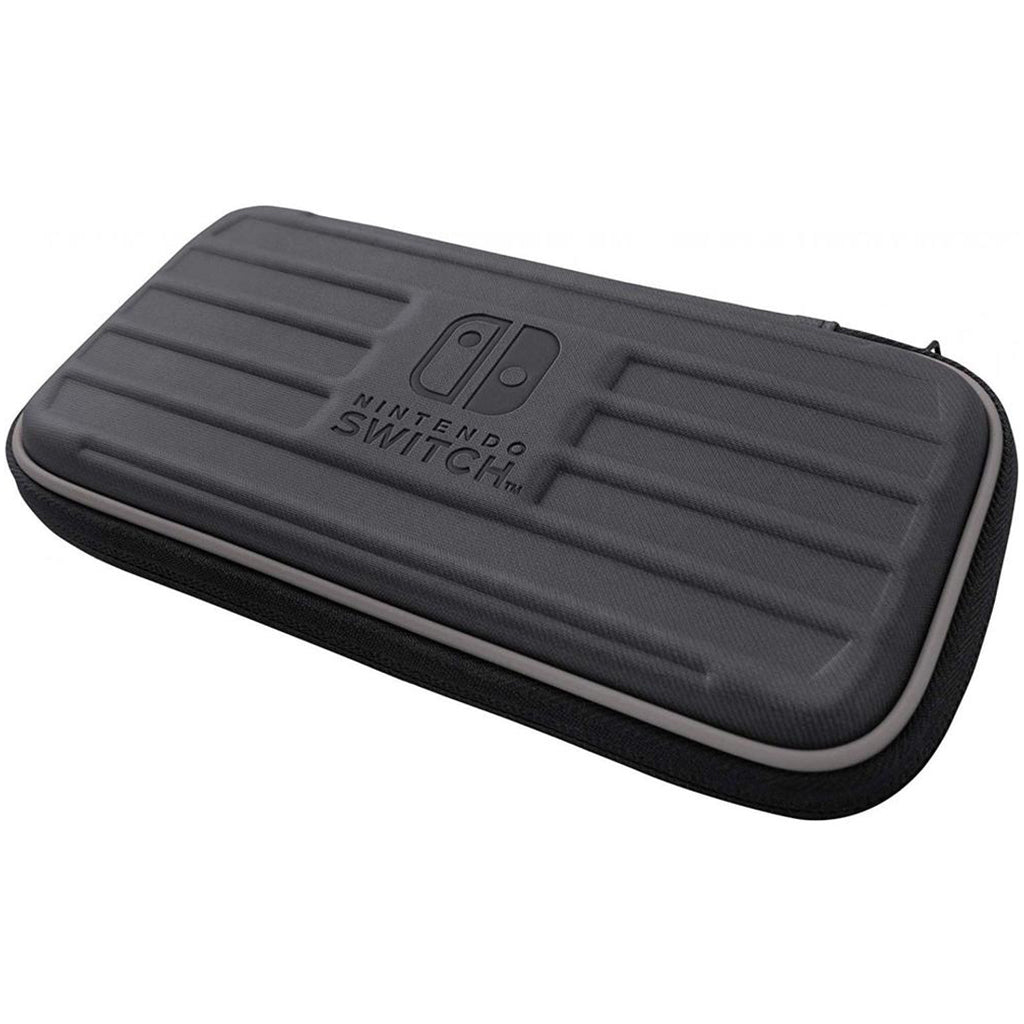 HORI NSW Lite Hard Pouch Black/Grey (NS2-014)