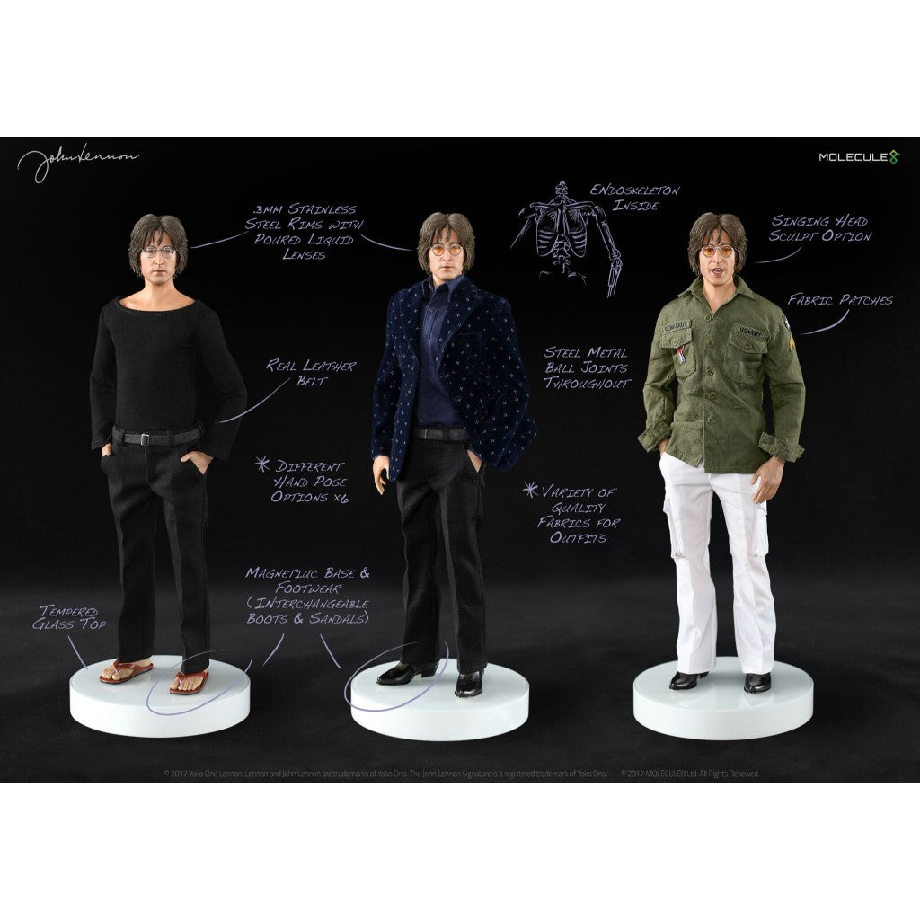 John Lennon 1:6 Limited Edition Figure