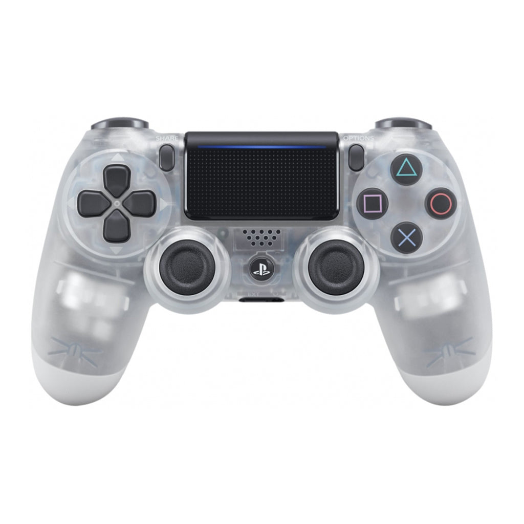 PS4 New DS4 Crystal 2.0 Wireless Controller *Asia