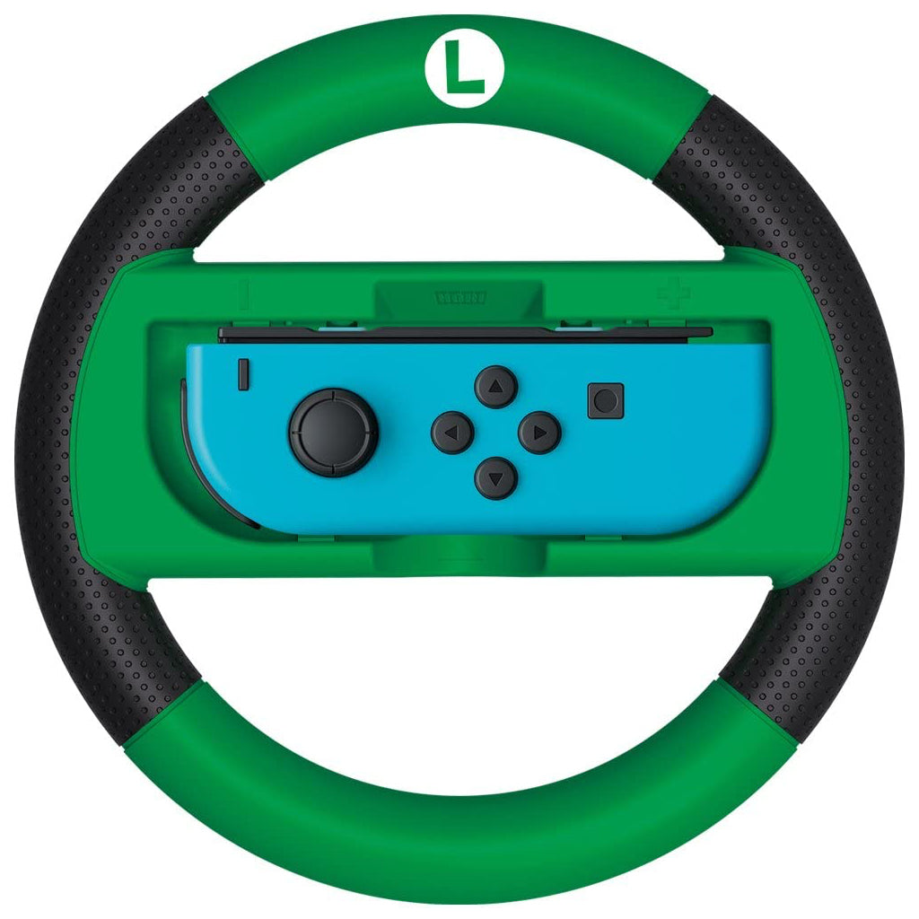 HORI NSW Mario Kart 8 Deluxe Joy-con Handle - Luigi (NSW-055)