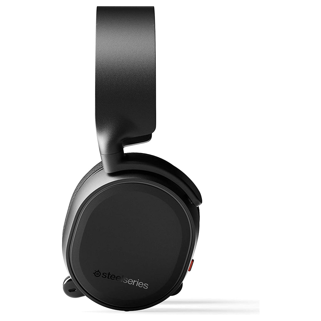 SteelSeries Black Arctis 3 Gaming Headset 2019 Edition