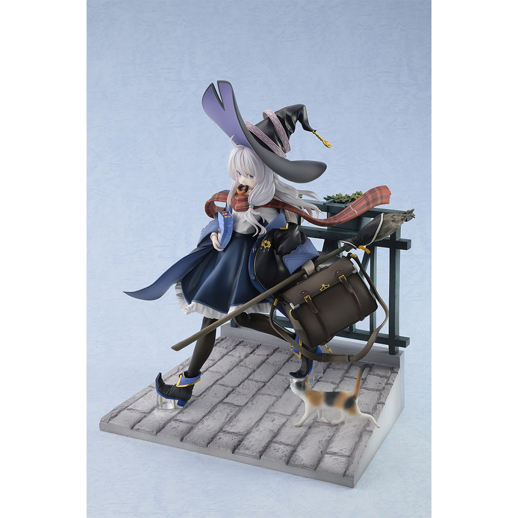Wandering Witch: The Journey Of Elaina - Elaina Dx Ver. Figurine
