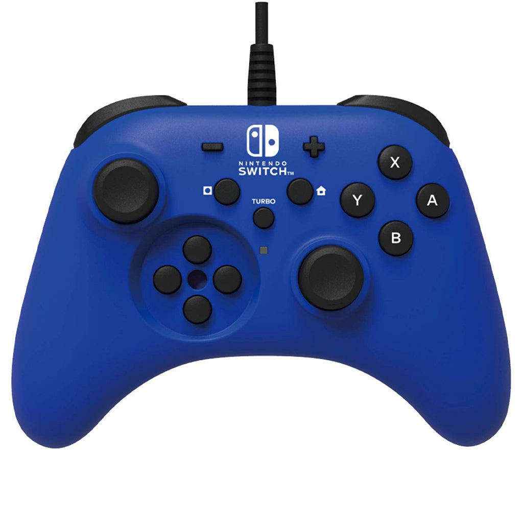 HORI NSW Game Pad Blue (NSW-155)