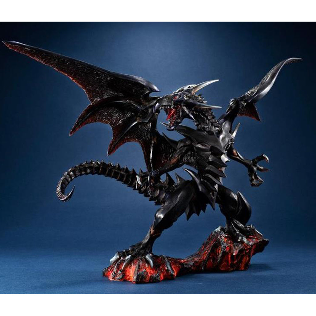 Art Works Monsters Yu-Gi-Oh Duel Monsters - Red-Eyes Black Dragon