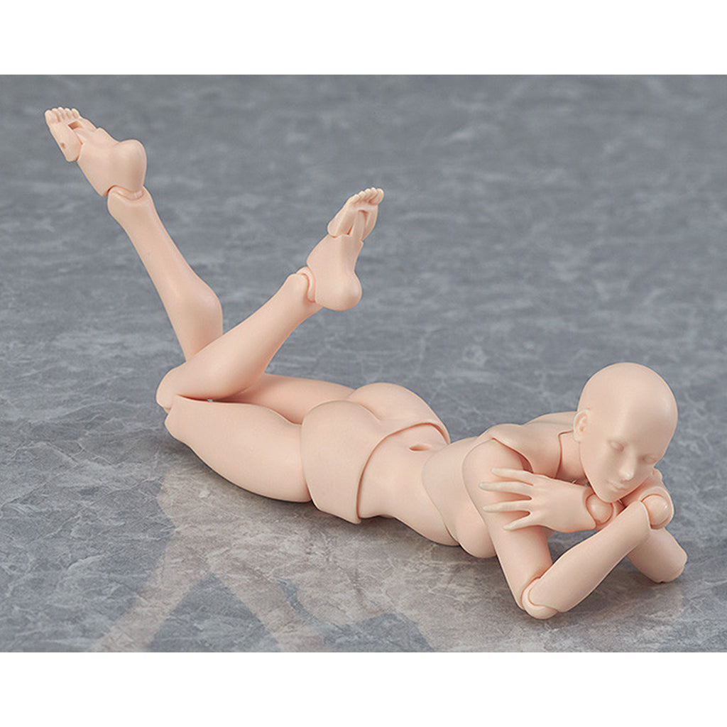 Figma 02♀ Archetype Next: She Flesh Color Version (Reissue)
