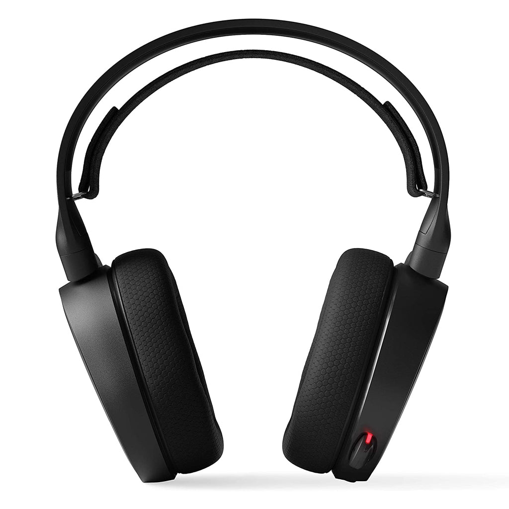 SteelSeries Black Arctis 5 Gaming Headset 2019 Edition