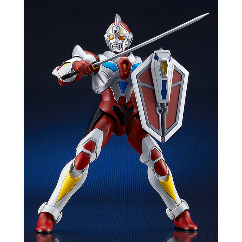 The Gattai Thunder Gridman Figurine