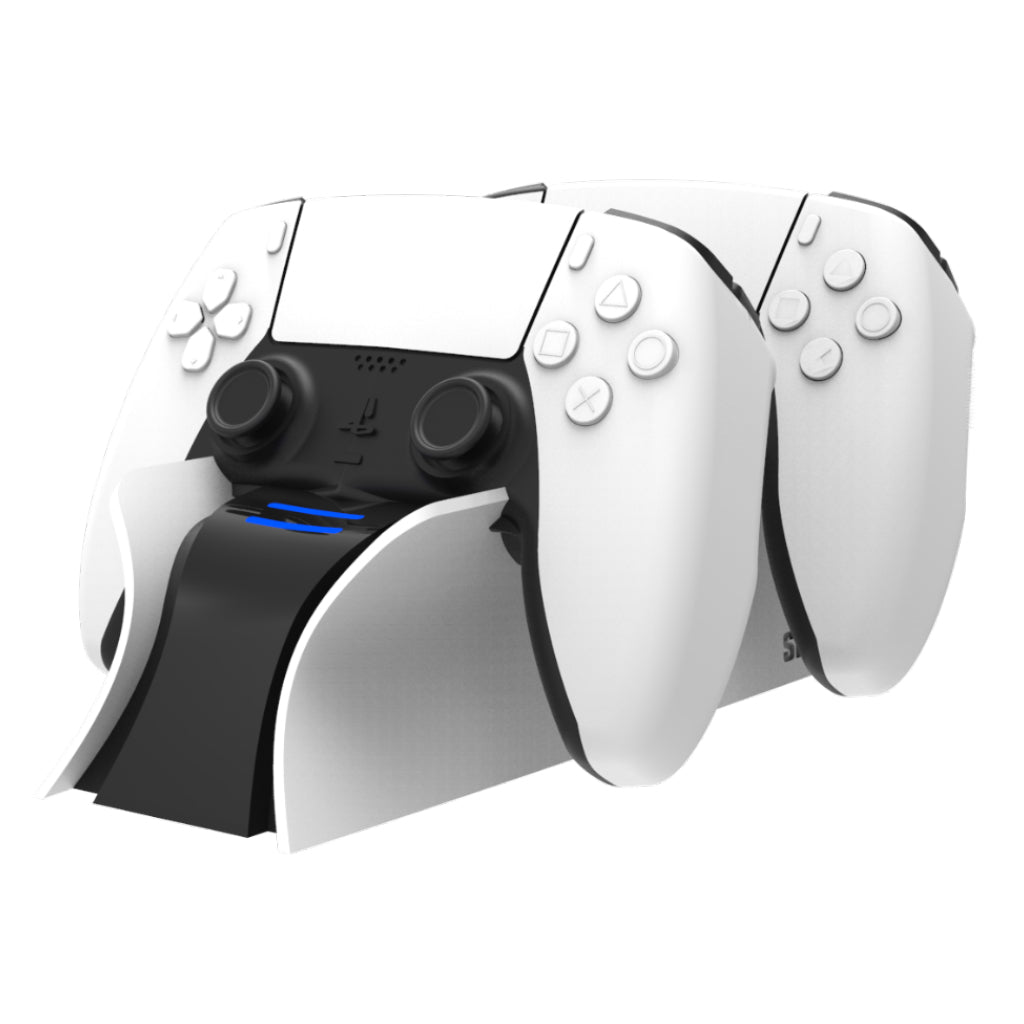 Snakebyte PS5 TWIN:CHARGE 5 (White)