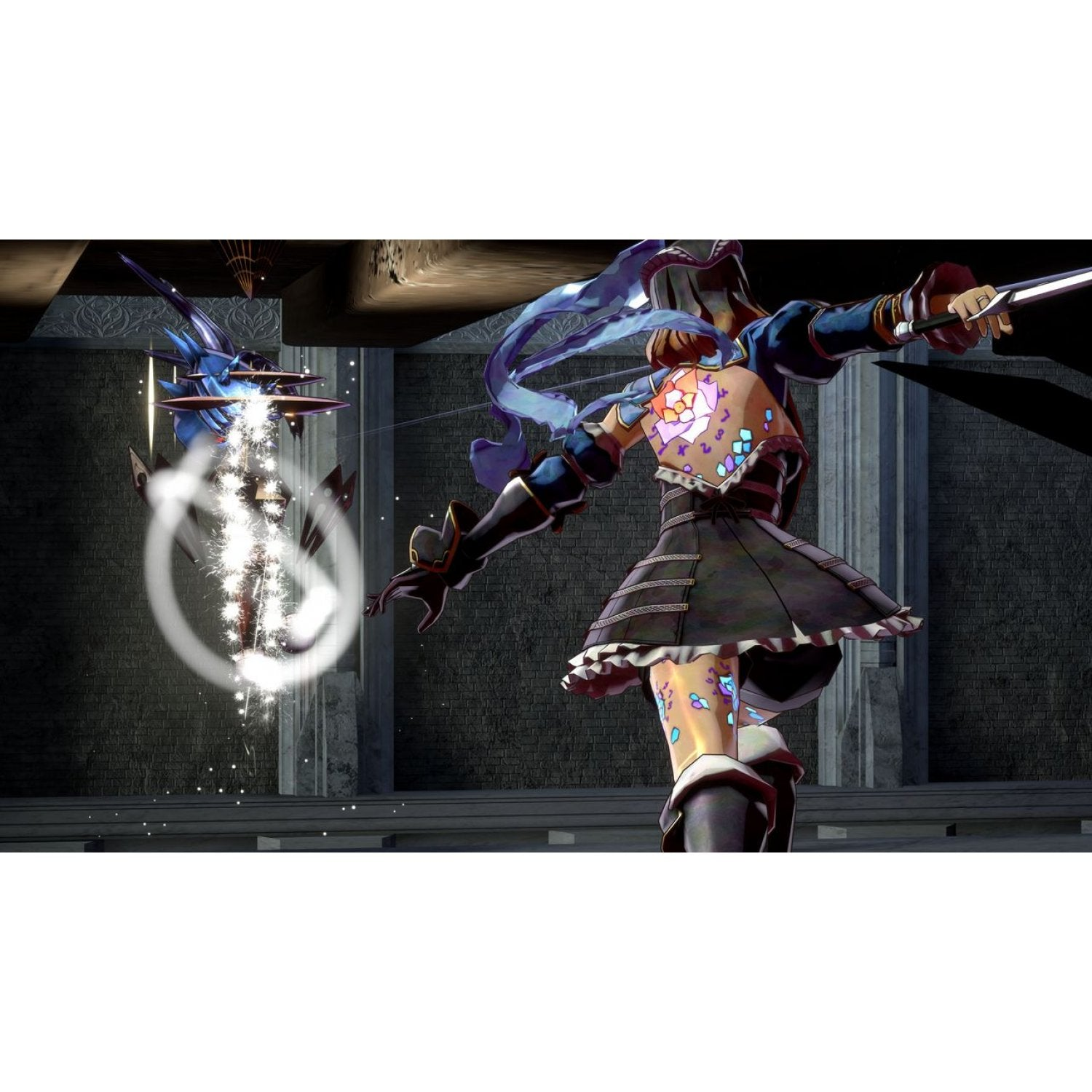 PS4 Bloodstained: Ritual of The Night *R3