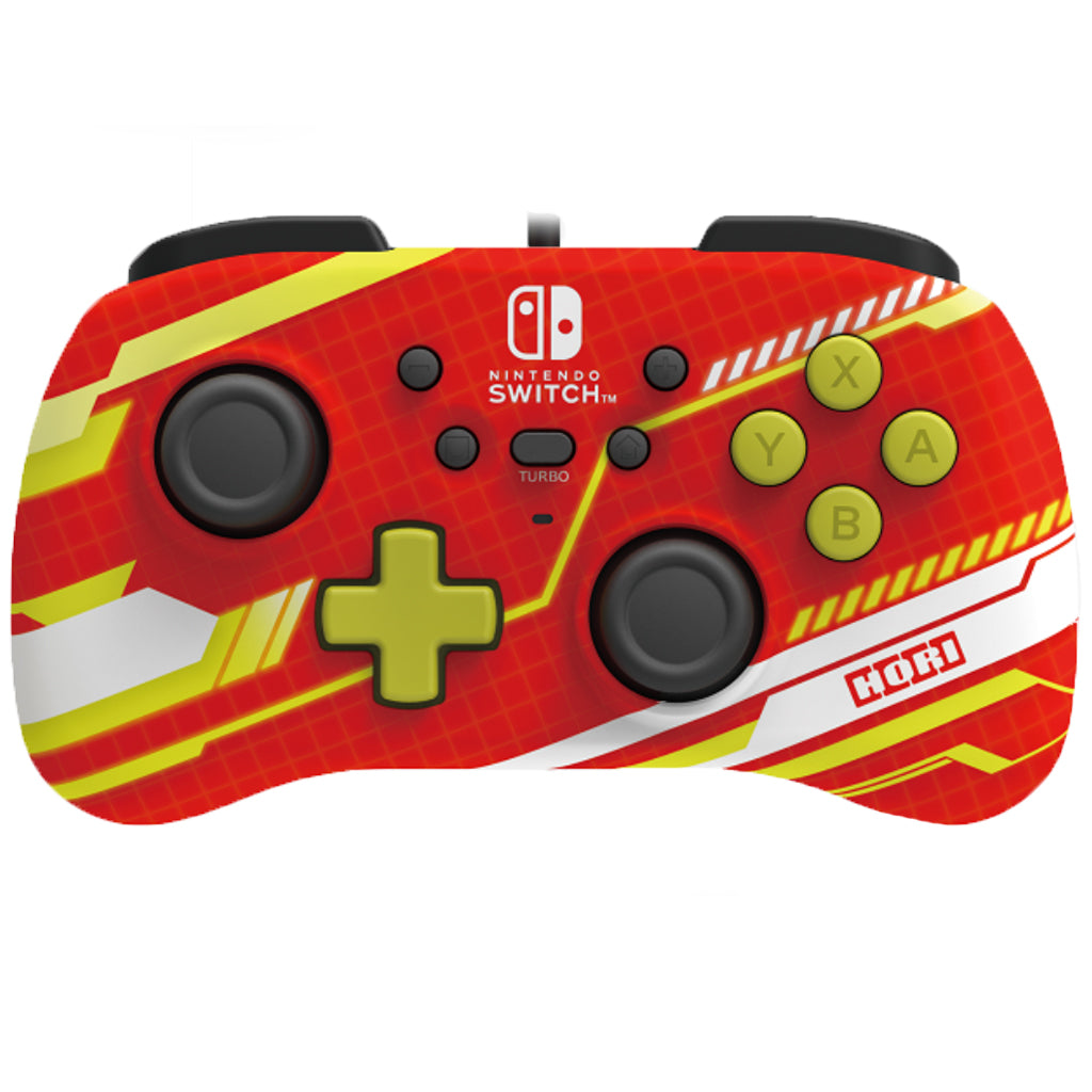 NSW-255A HORI Pad Mini for Nintendo Switch (Mechanic Red)