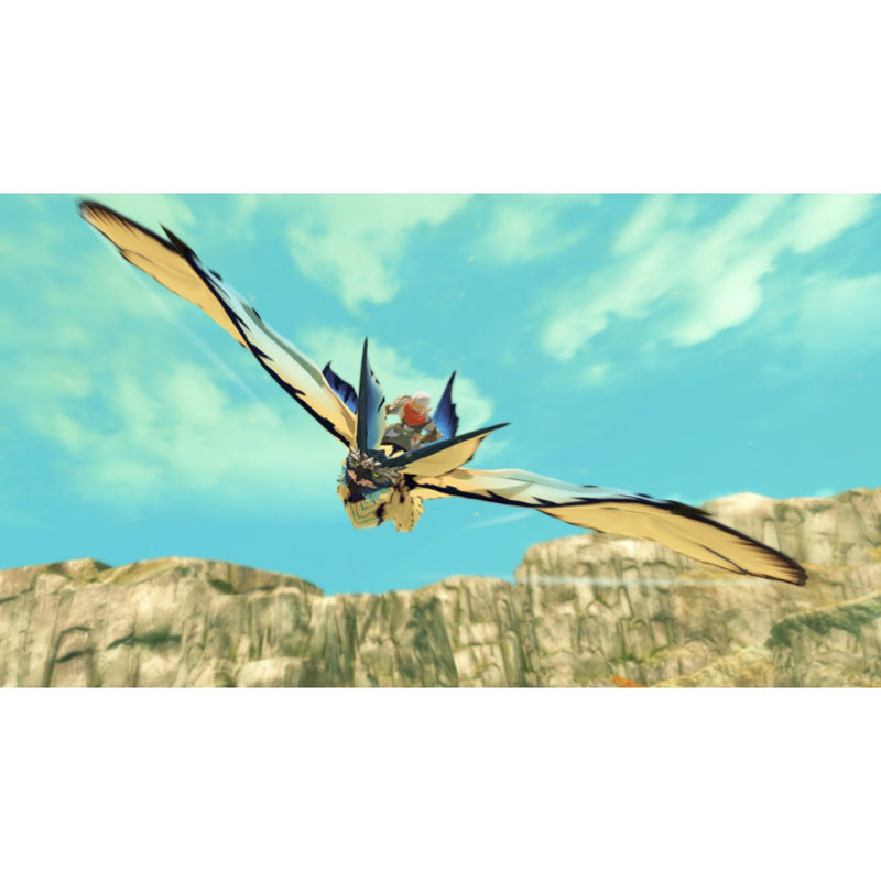 NSW Monster Hunter Stories 2: Wings of Ruin (Chinese ver/中文版)