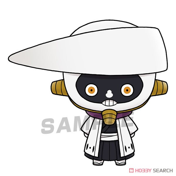 Chokorin Mascot - Bleach Set