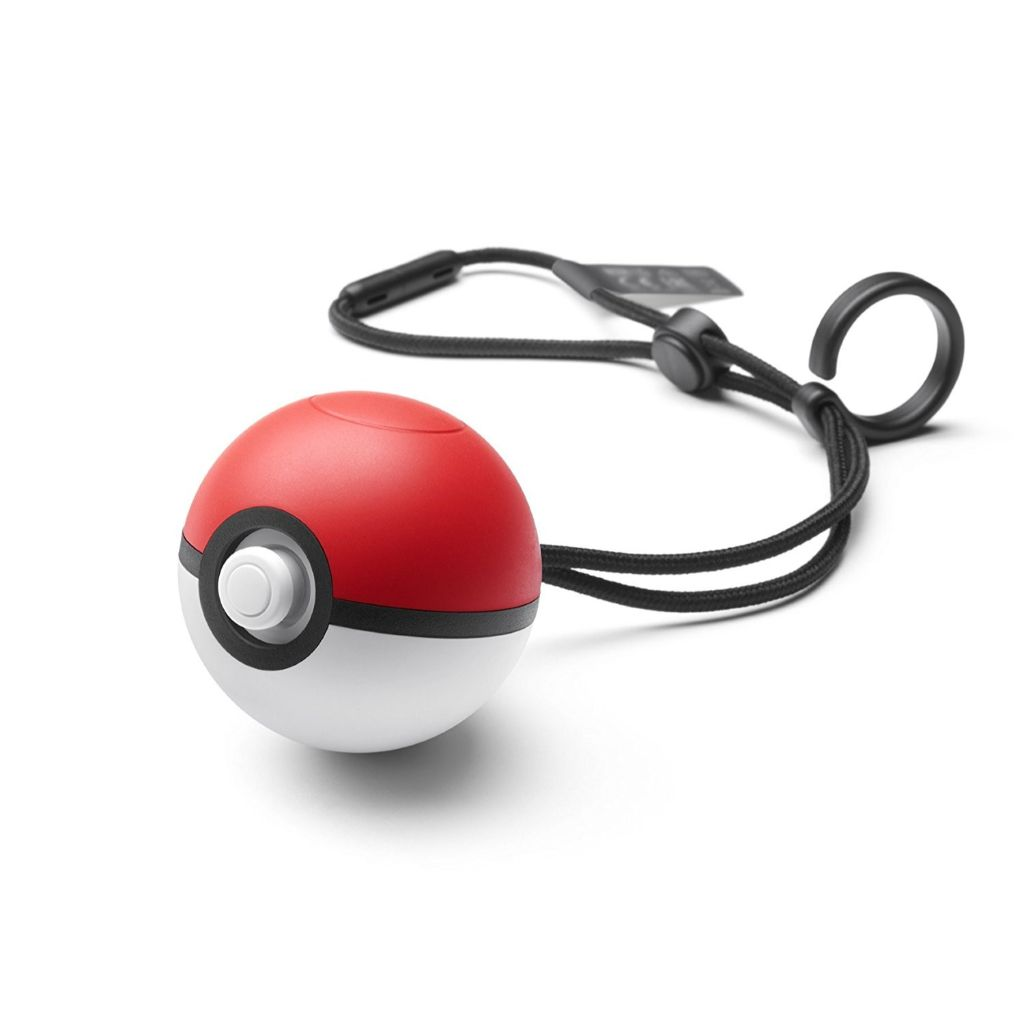 Nintendo Pokeball Plus (CHN)