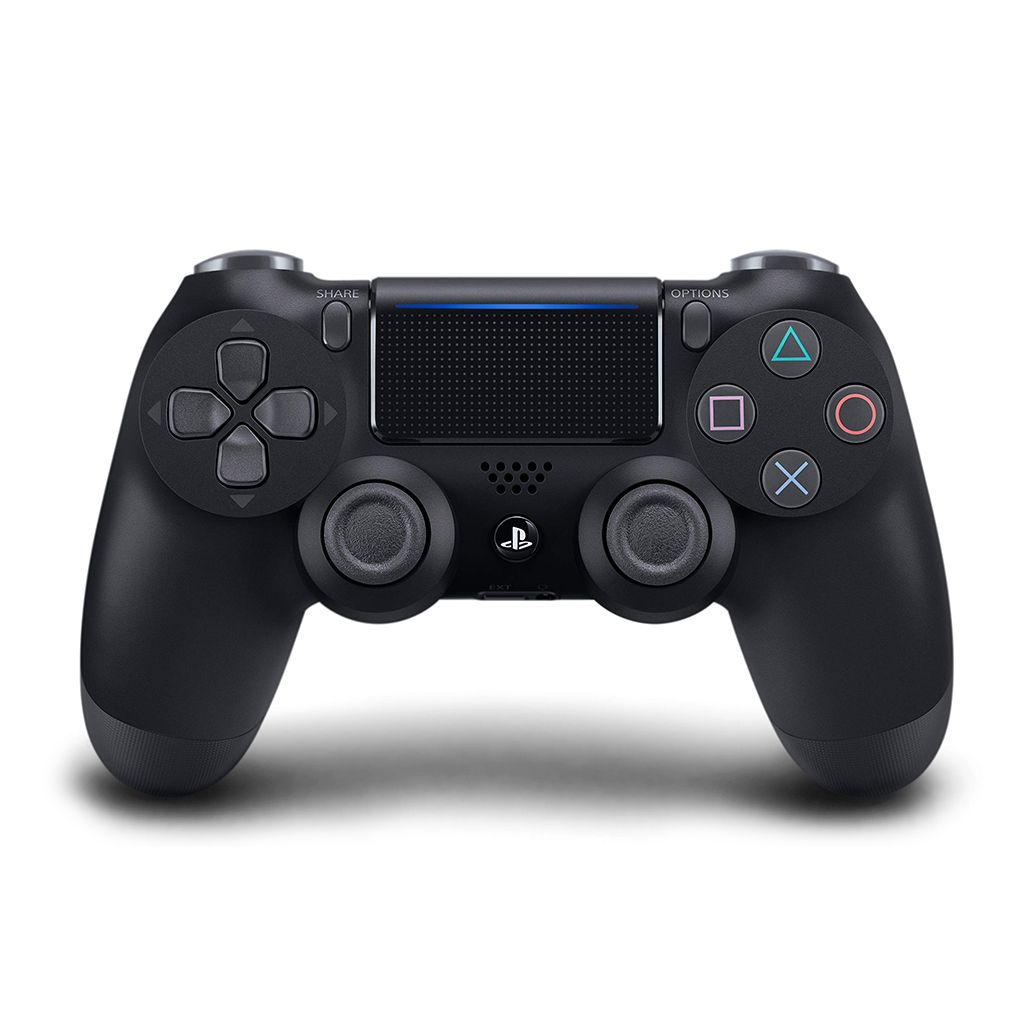 PS4 New DS4 Black Wireless Controller *Asia