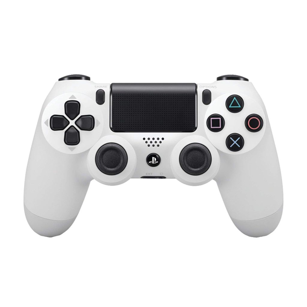PS4 New DS4 Glacier White Wireless Controller *Asia