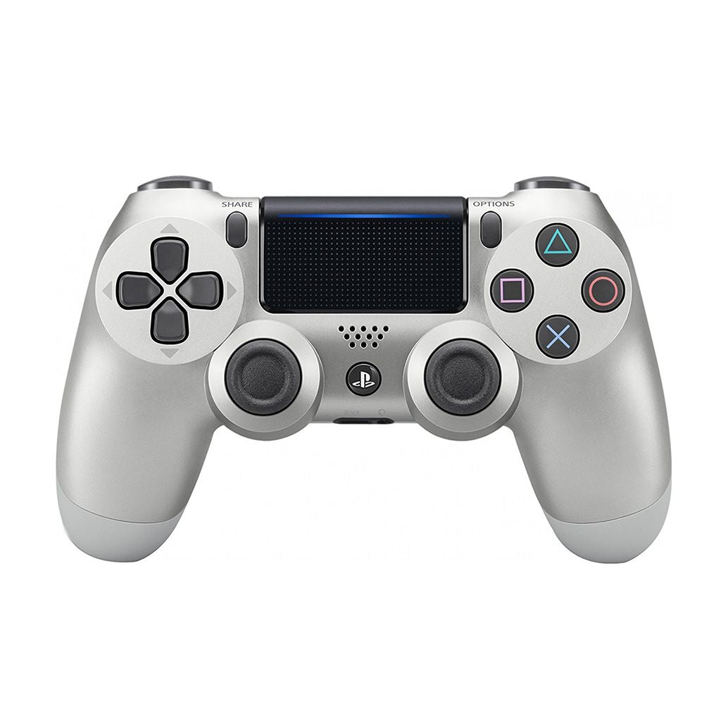 PS4 New DS4 Silver Wireless Controller *Asia