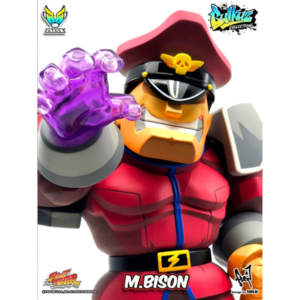 Bulkyz Collection – Street Fighter M.Bison