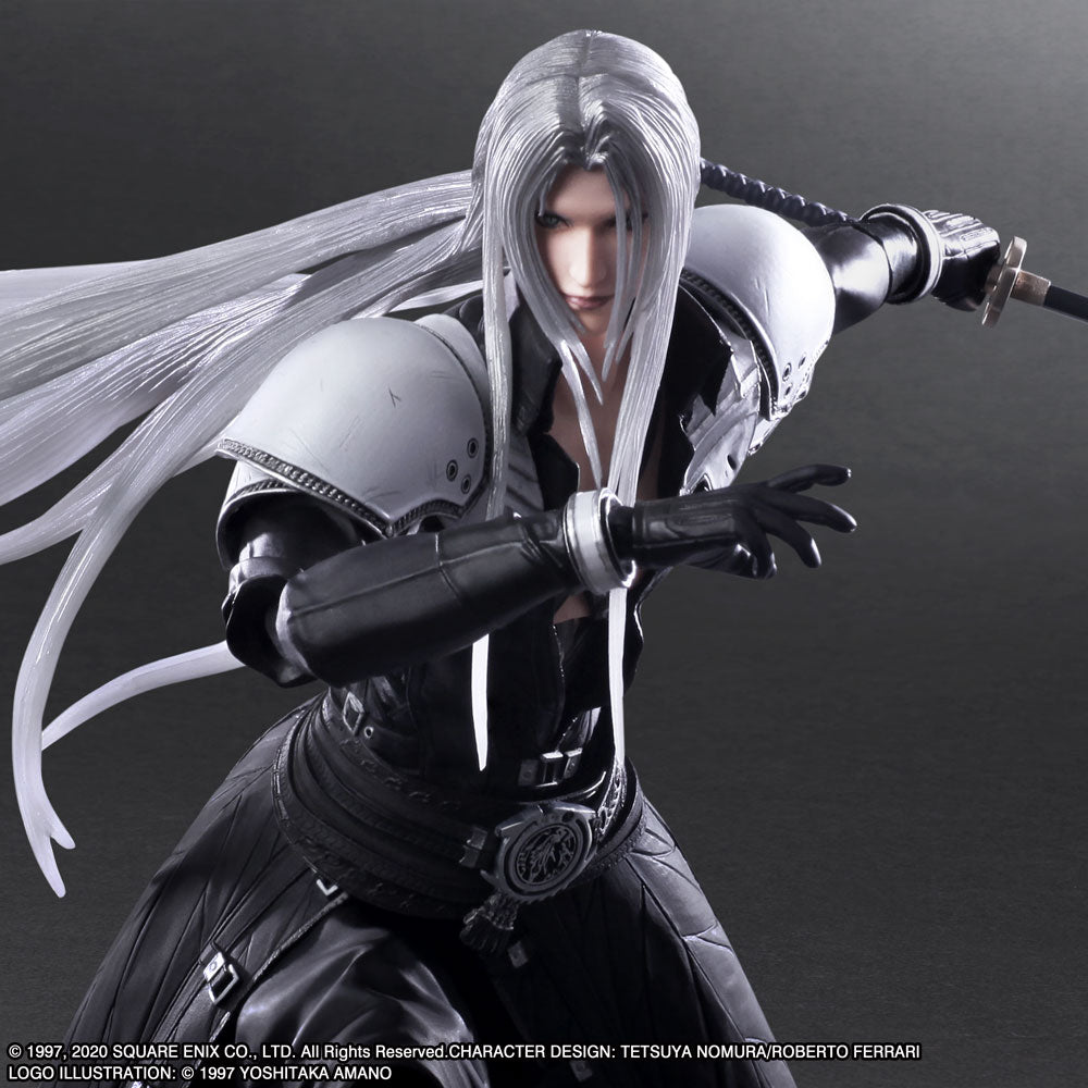FINAL FANTASY® VII REMAKE PLAY ARTS KAI™ ACTION FIGURE SEPHIROTH