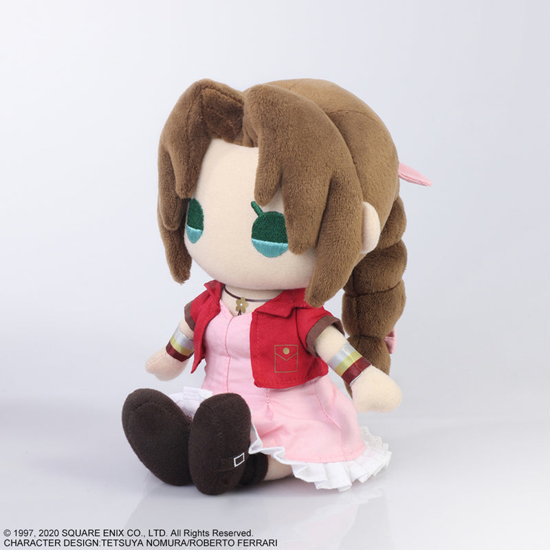 Final Fantasy VII Remake Plush - Aerith Gainsborough
